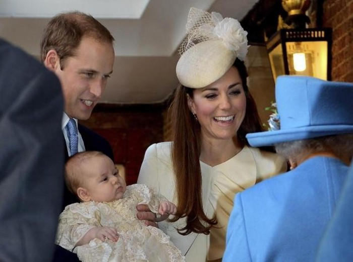britain-royals-christening Celebrities Who Had Babies in 2013, Who Are They?