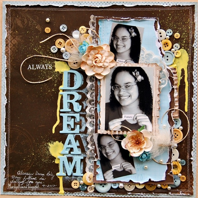 c34e7cd658fdbe8b97ef28cdf75a9fe2 Best 65 Scrapbooking Ideas to Start Creating Yours