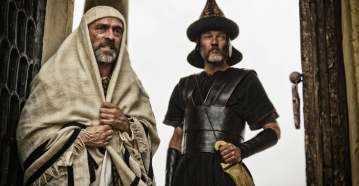"""caiaphas-the-bible """"The Bible"""" Receives Three Emmy Award Nominations"""