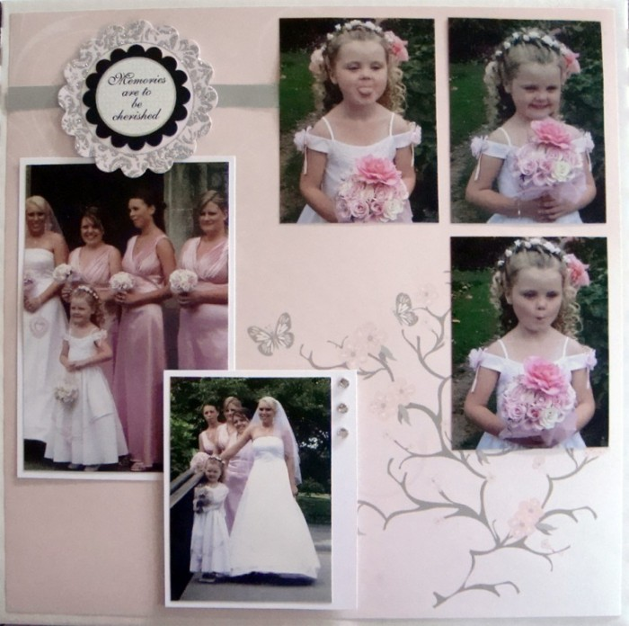 cass-Wedding-4 Best 65 Scrapbooking Ideas to Start Creating Yours
