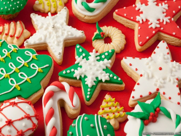 christmas-cookies 79 Amazing Christmas Tree Decorations