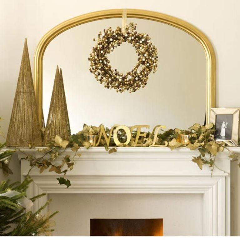 christmas-decor-noel-26-Christmas-Decorating-Ideas-for-Your-Home Dazzling Christmas Decorating Ideas for Your Home in 2017 ... [UPDATED]