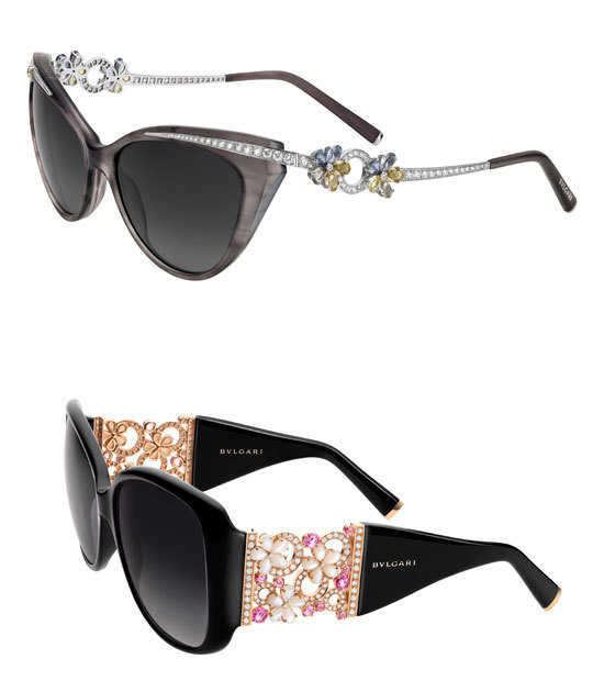 content_sces 39 Most Stylish Gold and Diamond Sunglasses in 2021