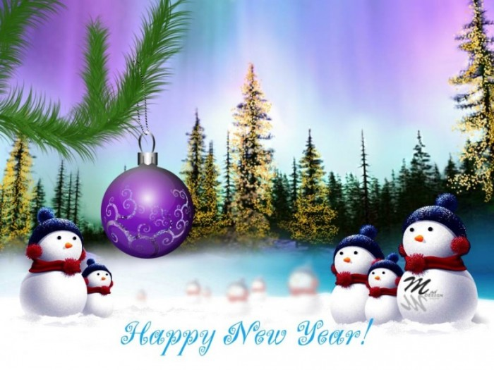 cool-happy-new-year-greeting-cards-designs-with-christmas-decorations-940x705 45+ Latest & Most Gorgeous Greeting Cards for a Happy New Year