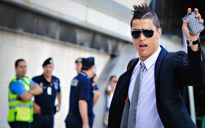 cristiano-ronaldo-haircut- Cristiano Ronaldo the Best Football Player & the Greatest of All Time