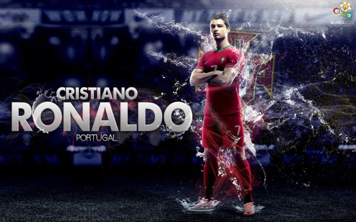 cristiano-ronaldo-portugal-euro-2012-wallpaper Cristiano Ronaldo the Best Football Player & the Greatest of All Time
