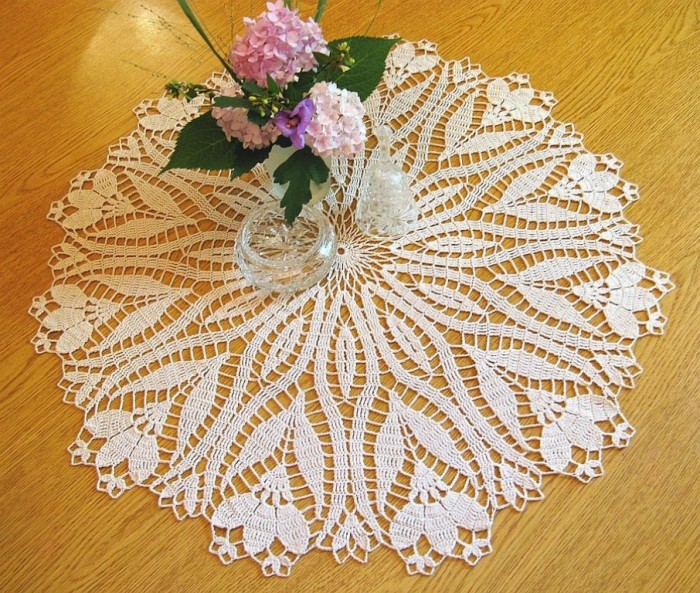 crochet_crocus_pattern_doily__table_topper__24_1_2_by_doilydeas-d56ghbf Stunning Crochet Patterns To Decorate Your Home & Make Accessories
