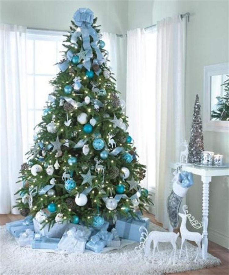 decoration1461 65+ Dazzling Christmas Decorating Ideas for Your Home in 2019