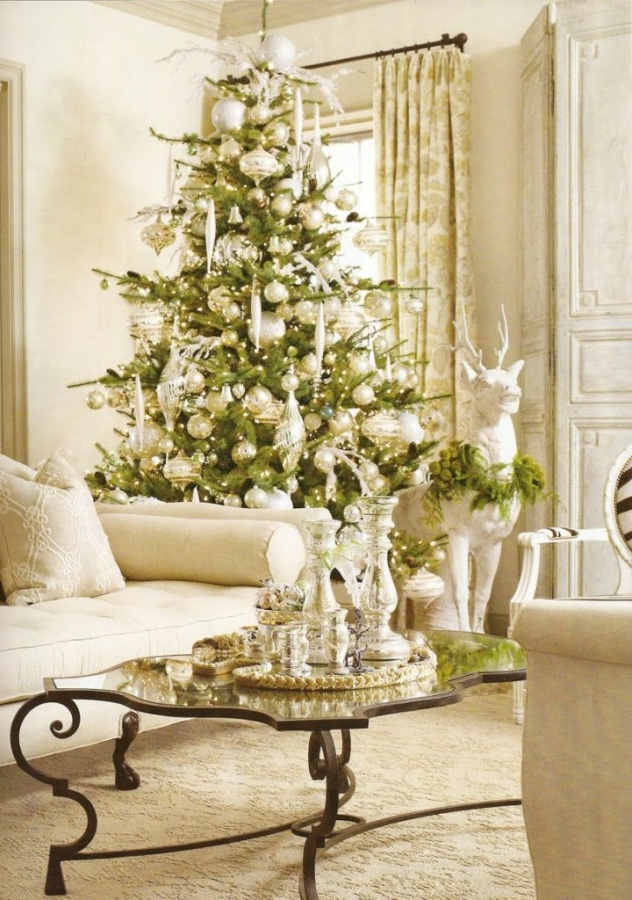 decoration8674 Dazzling Christmas Decorating Ideas for Your Home in 2017 ... [UPDATED]