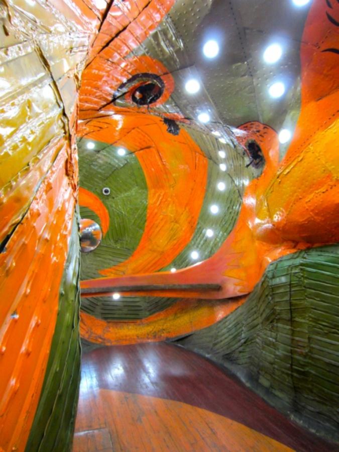 elevator-interior-long-island-city-queens The World's 20 Weirdest & Craziest Elevators