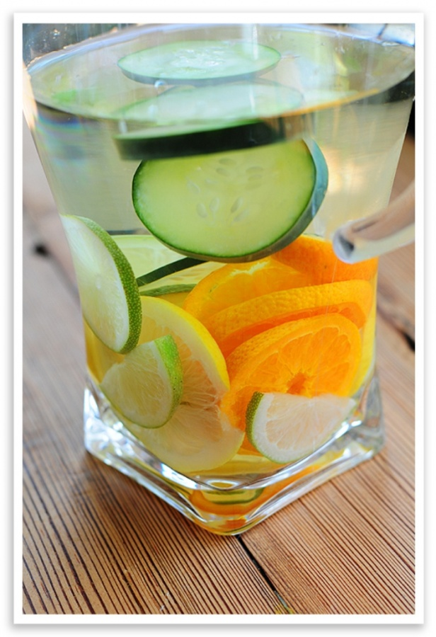 flavored-water-1 10 Easy-to-Follow Cooking Tips to Increase Your Savings