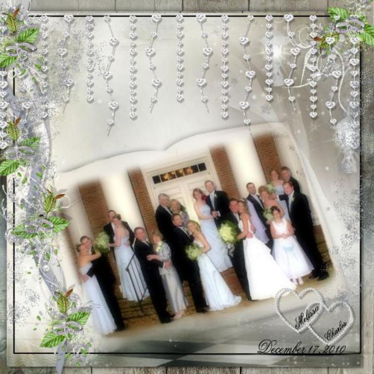 full_32_16858_WeddingScrapbookPhotoPages_6 Best 65 Scrapbooking Ideas to Start Creating Yours