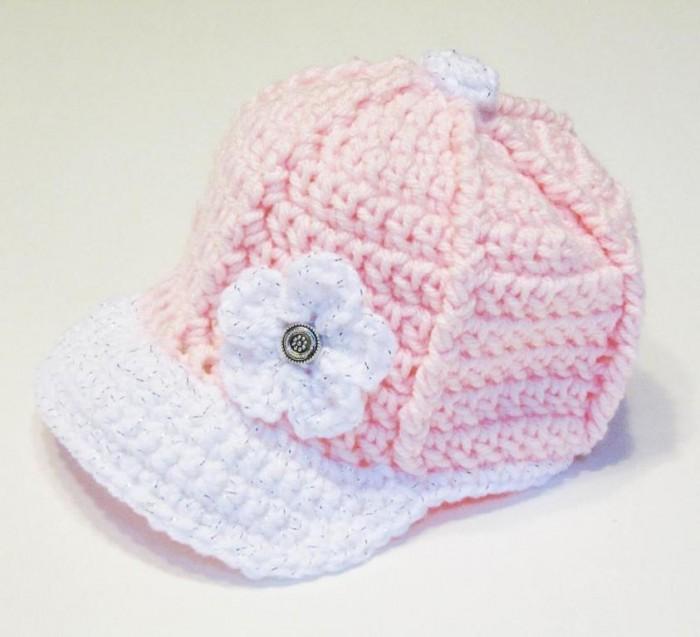 full_3850_16528_CrochetBaseballCap_1 10 Fascinating Ideas to Create Crochet Patterns on Your Own