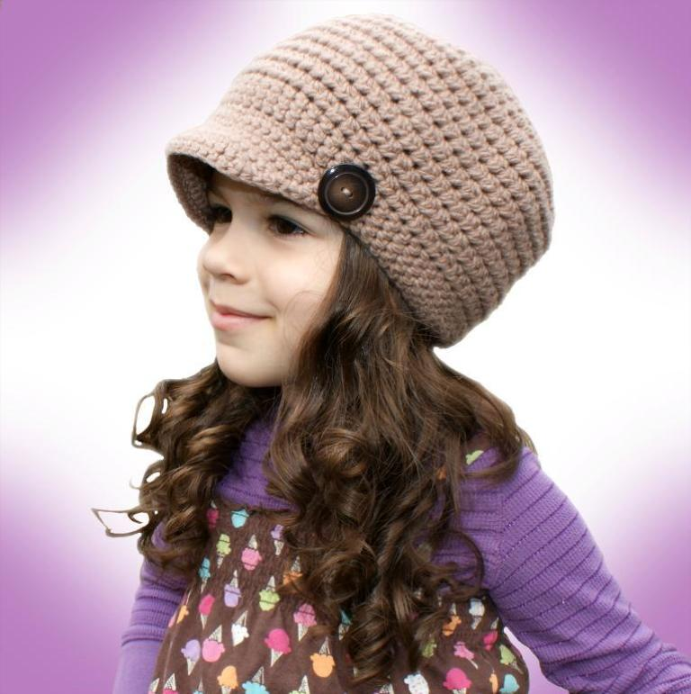 full_9793_2602_AllAgesNewsboyCap_4 10 Fascinating Ideas to Create Crochet Patterns on Your Own