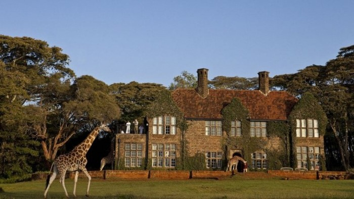 giraffe-manor-510 Top 30 World's Weirdest Hotels ... Never Seen Before!