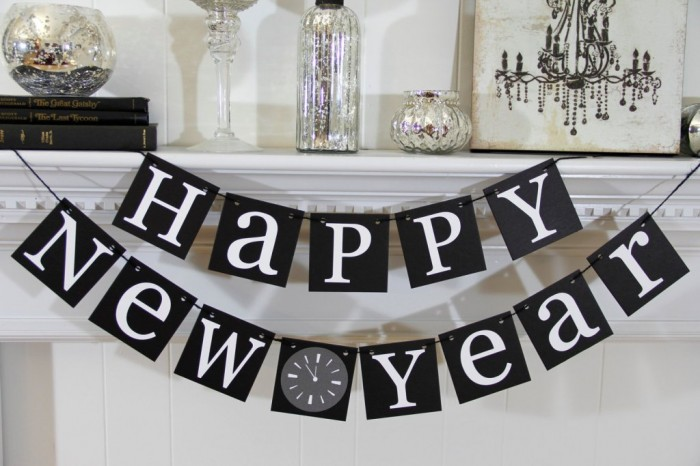 happy-new-year-decoration-ideas Awesome & Breathtaking Ideas for New Year's Holiday Decorations