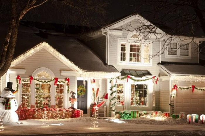 home1 Dazzling Christmas Decorating Ideas for Your Home in 2017 ... [UPDATED]