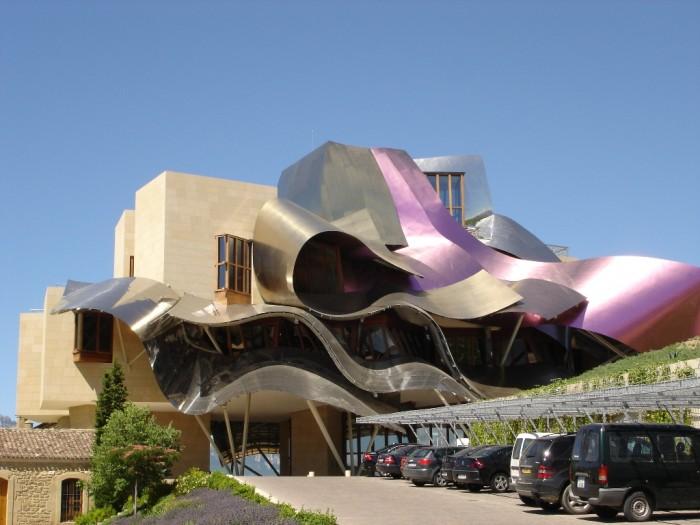 hotel-marques-de-riscal_33620 Top 30 World's Weirdest Hotels ... Never Seen Before!