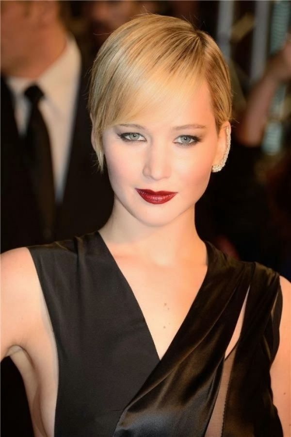jennifer-lawerence 20 Worst Celebrities Hairstyles