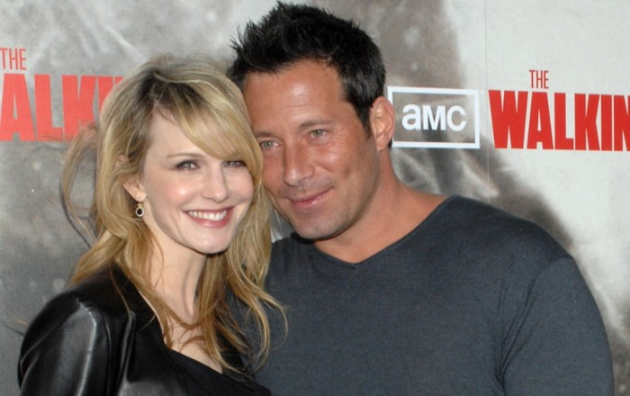 The gallery for --> Kathryn Morris Johnny Messner
