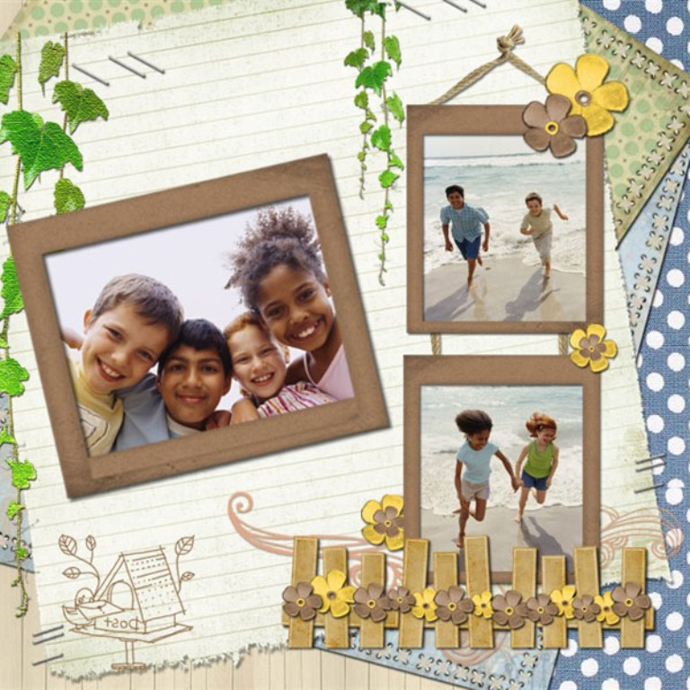 kids-scrapbook-12 Best 65 Scrapbooking Ideas to Start Creating Yours