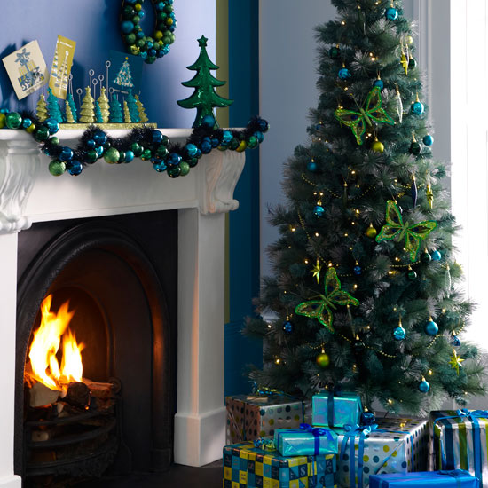 living-room-christmas-christmas-decorating-ideas-next-roomenvy 79 Amazing Christmas Tree Decorations