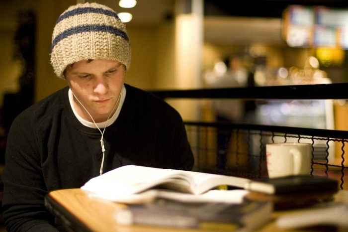 male-student-studies 15 Study Tips for Better Test Taking & Getting Higher Grades