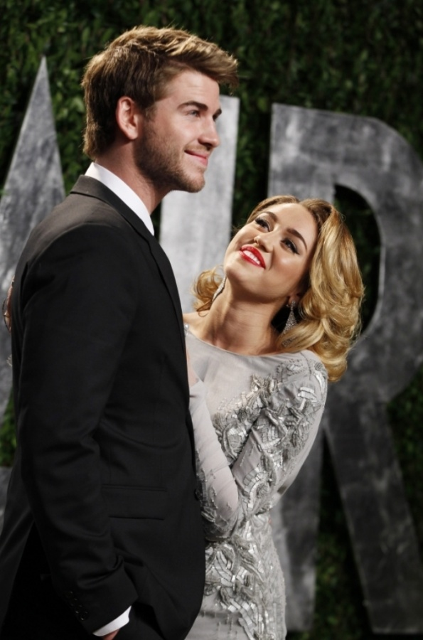 miley-cyrus-liam-hemsworth The Latest News & Newest Photos for Miley Cyrus