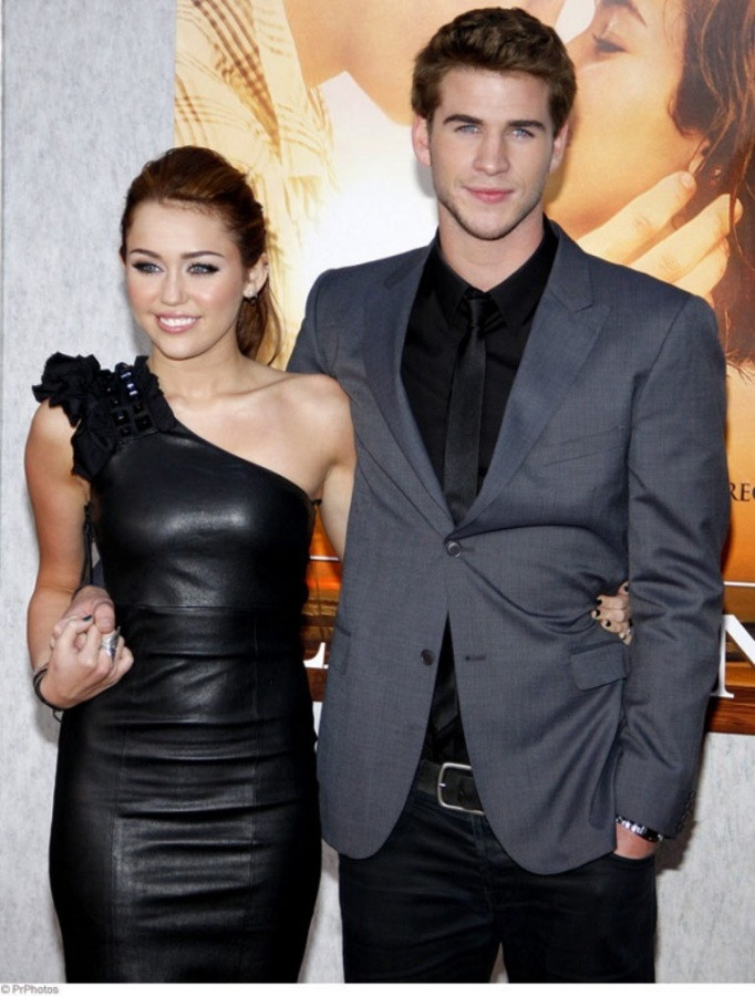 miley-with-liam The Latest News & Newest Photos for Miley Cyrus