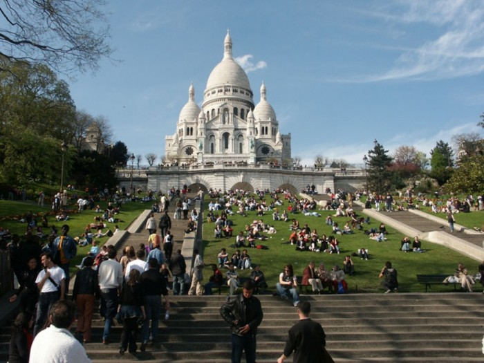 montmartre Top 10 Romantic Vacation Spots for Couples to Enjoy Unforgettable Time