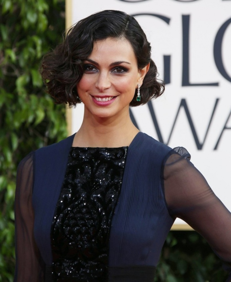 morena-baccarin-70th-annual-golden-globe-awards-01 Celebrities Who Had Babies in 2013, Who Are They?