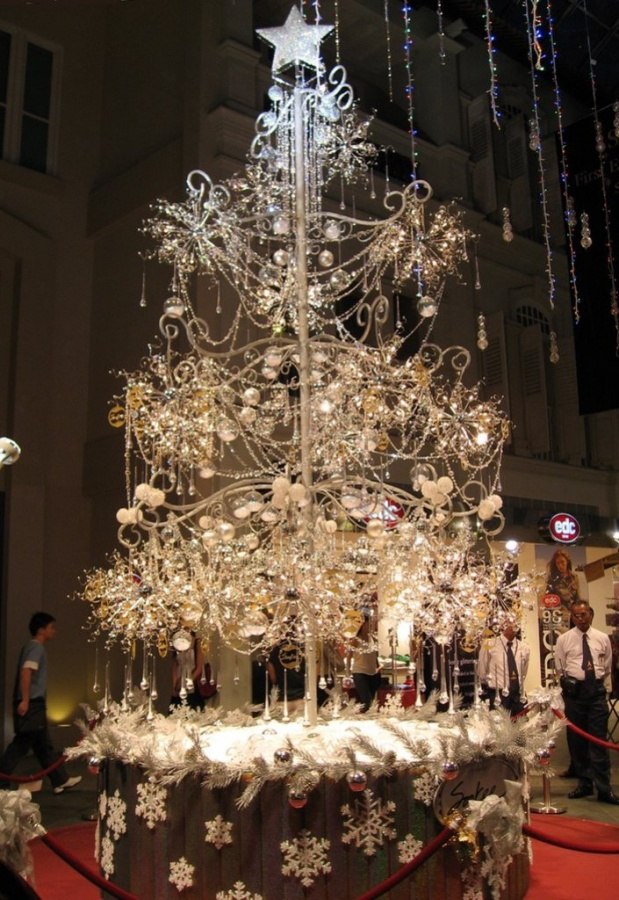 most-expensive-christmas-tree-collection-2014 Dazzling Christmas Decorating Ideas for Your Home in 2017 ... [UPDATED]