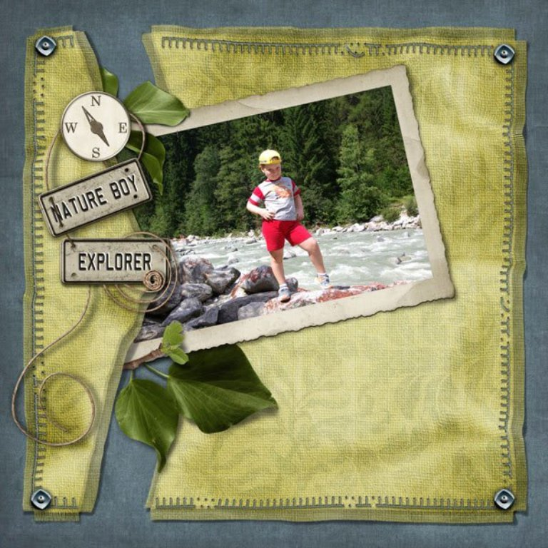 nature-boy-web Best 65 Scrapbooking Ideas to Start Creating Yours