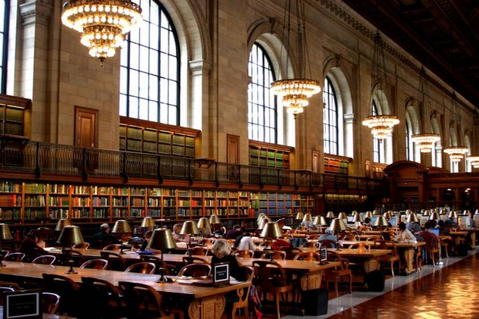 new-york-public-library5 15 Tips to Help You Save Money on Entertainment
