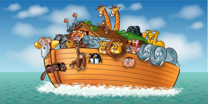 noahs-ark Challenge Your Mind Through Playing These Famous Mind Tricks