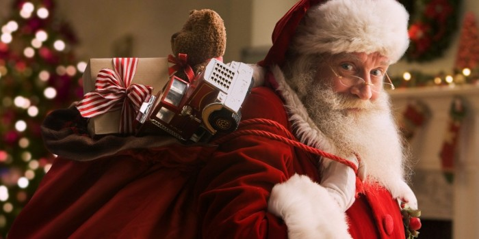 o-SANTA-CLAUS-facebook What Did Santa Claus Bring For You On Christmas Eve?