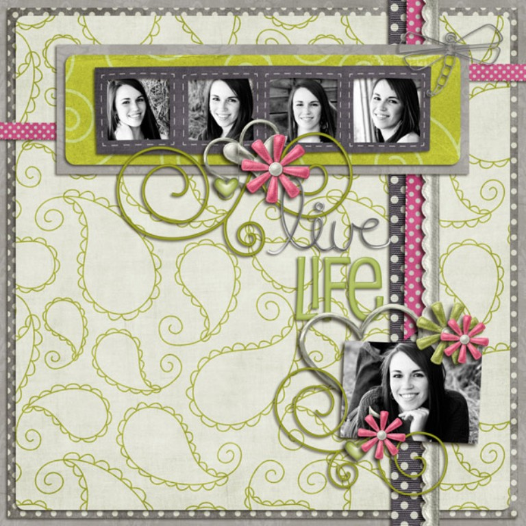 ribbonspiration_digitalscrap_bre Best 65 Scrapbooking Ideas to Start Creating Yours