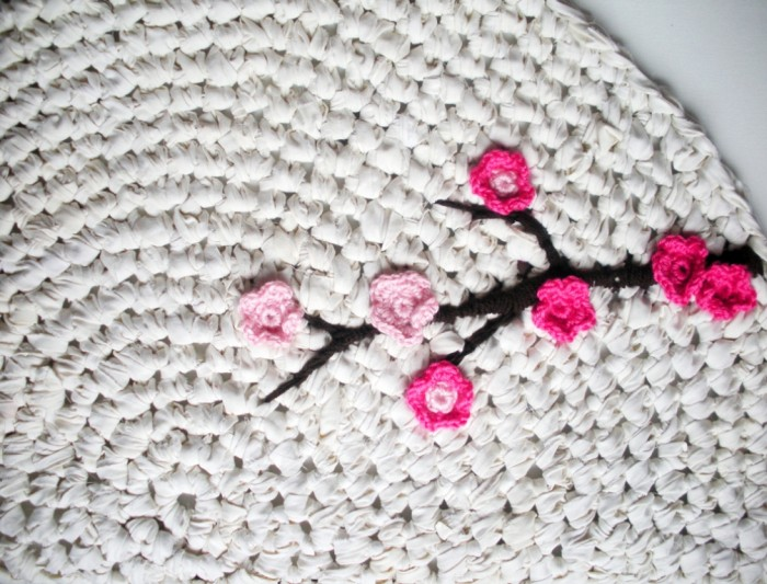 rug-11 Stunning Crochet Patterns To Decorate Your Home & Make Accessories