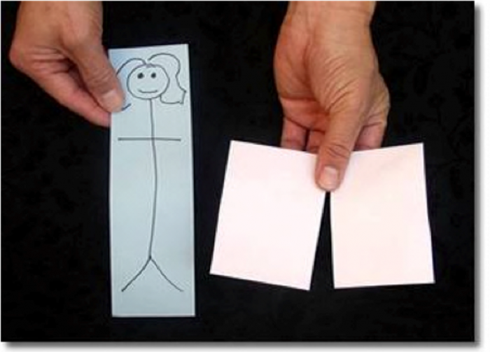 sawing-girl-in-half-trick Simple Magic Tricks with Their Secrets for Kids to Become Magicians