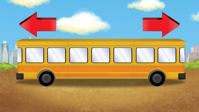 school-bus-trick Challenge Your Mind Through Playing These Famous Mind Tricks