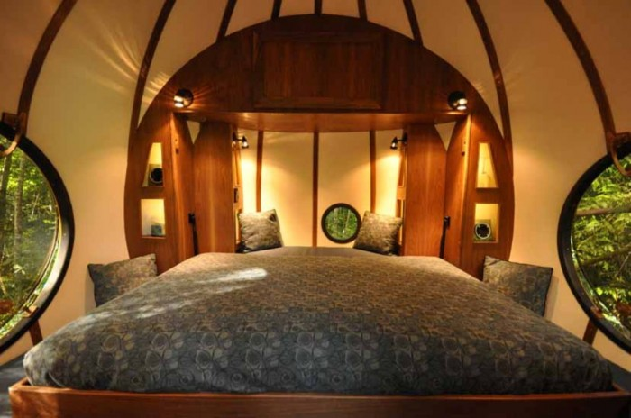 sphere-hotel-16 Top 30 World's Weirdest Hotels ... Never Seen Before!