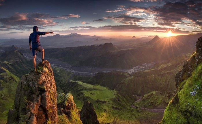 sunset-over-beautiful-landscape-of-iceland Improve Your Photography Skills Following These Tips