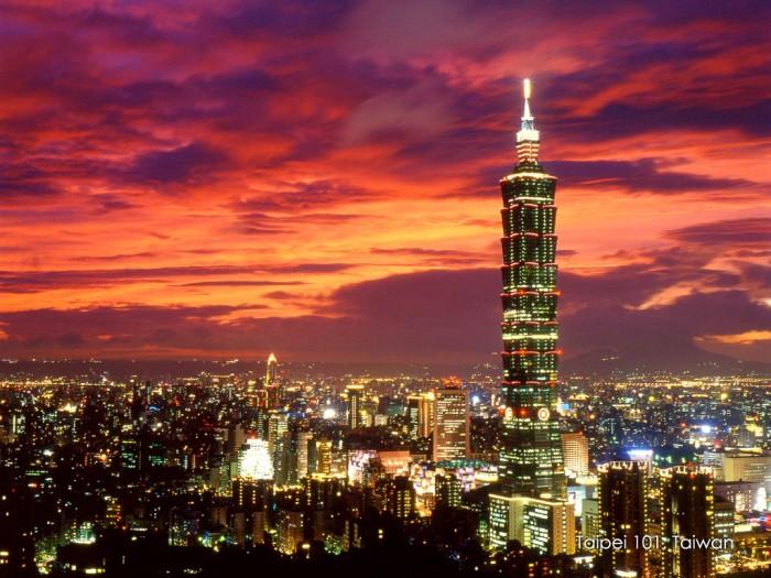 taipei_101-Taiwan The World's 20 Weirdest & Craziest Elevators
