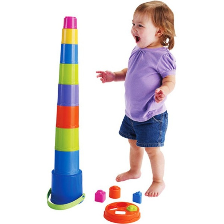 Kids Stacking Toys : Do you know how to choose the right toys games for your