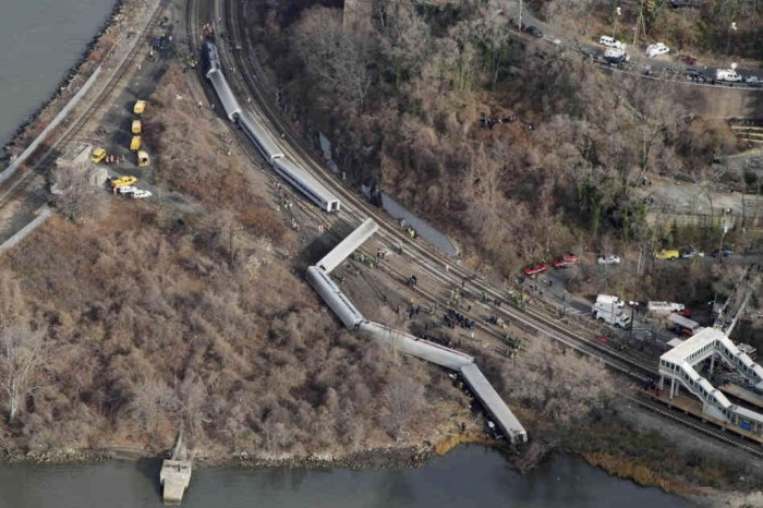 train-derail-12-1-13 What Are the Most Serious & Catastrophic Train Accidents in 2013?
