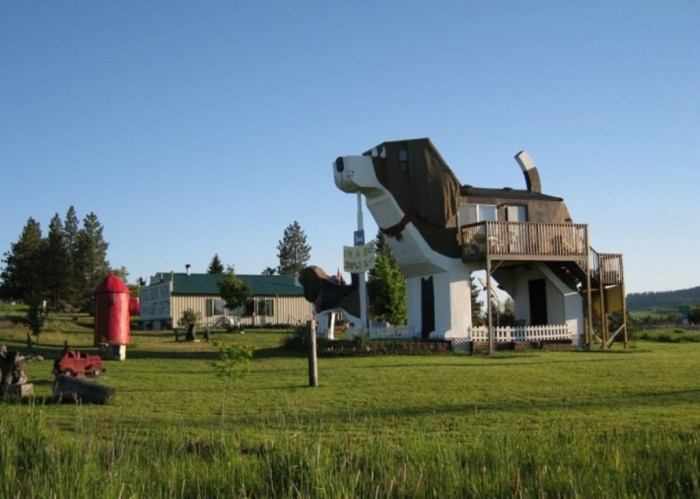 unique-hotel-design-Dog-Bark-Park-Inn-like-dog-710x506 Top 30 World's Weirdest Hotels ... Never Seen Before!
