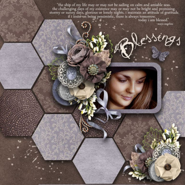 vd-blessings Best 65 Scrapbooking Ideas to Start Creating Yours