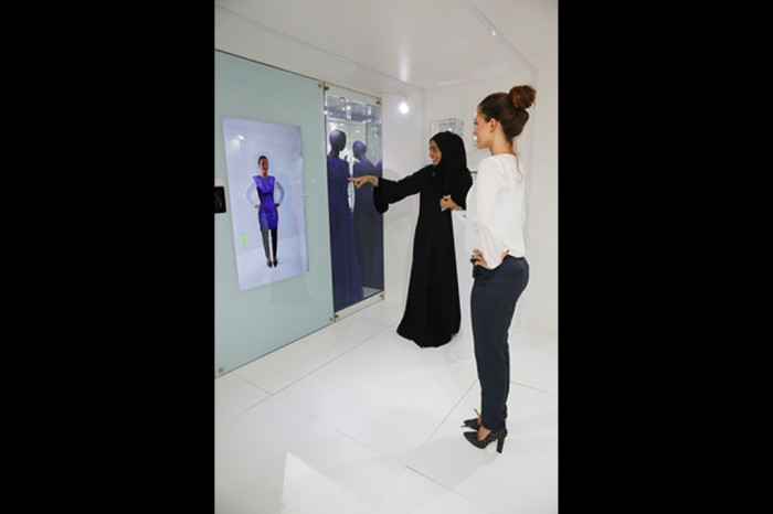 """virtual-fashion-pod-11_720 """"Festival of Lights"""" Enchants the Hearts in the Galleria During the Holiday Season"""