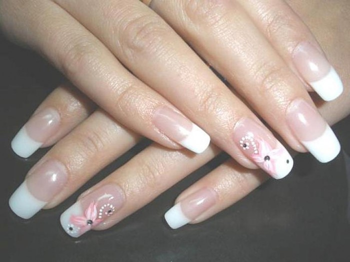 wedding-nail-arts-66 What Are the Latest Beauty Trends for 2017?