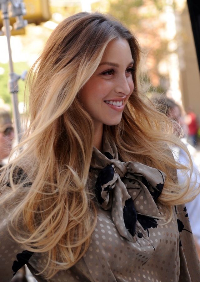 whitney-port-ombre-hair What Are the Latest Beauty Trends for 2017?